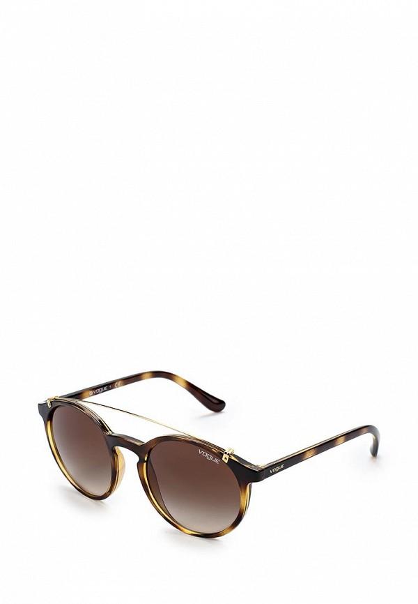 Очки солнцезащитные Vogue® Eyewear Vogue® Eyewear VO007DWABYA5 очки корригирующие grand очки готовые 3 5 g1367 c4