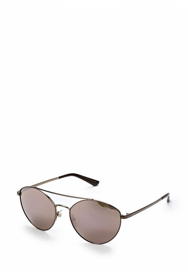 Очки солнцезащитные Vogue® Eyewear Vogue® Eyewear VO007DWABYA7 vogue vogel очки черного кадра серебряного покрытия линза мода полной оправе очки vo5067sd w44s6g 56мм