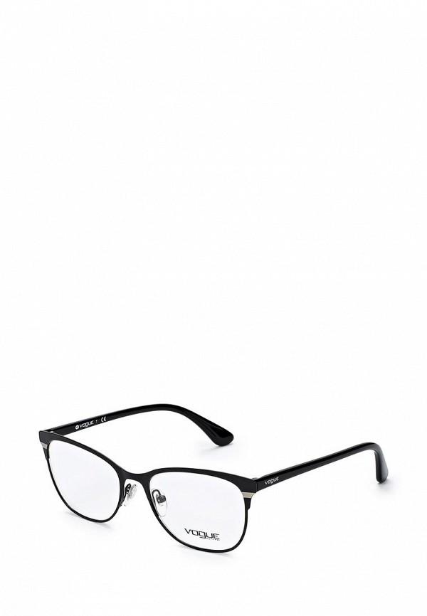 Купить Оправа Vogue® Eyewear, VO3963 352, VO007DWACEE2, черный, Весна-лето 2018