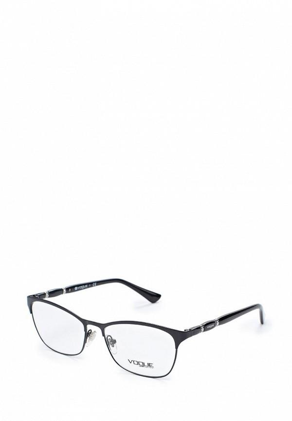 Фото - Оправа Vogue® Eyewear черного цвета