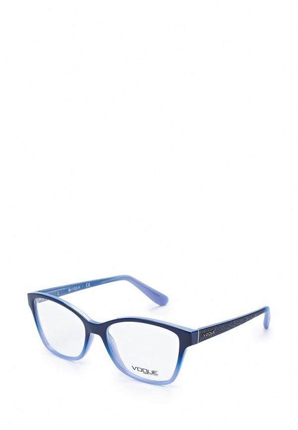 Купить Оправа Vogue® Eyewear, VO2998 2346, VO007DWACEE8, синий, Весна-лето 2018
