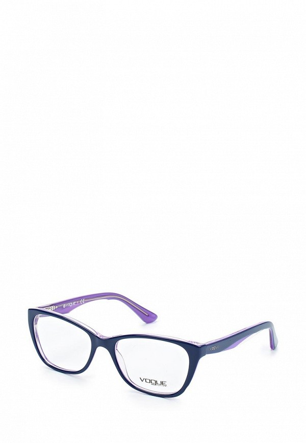 Купить Оправа Vogue® Eyewear, VO2961 2492, VO007DWACEF2, синий, Весна-лето 2018