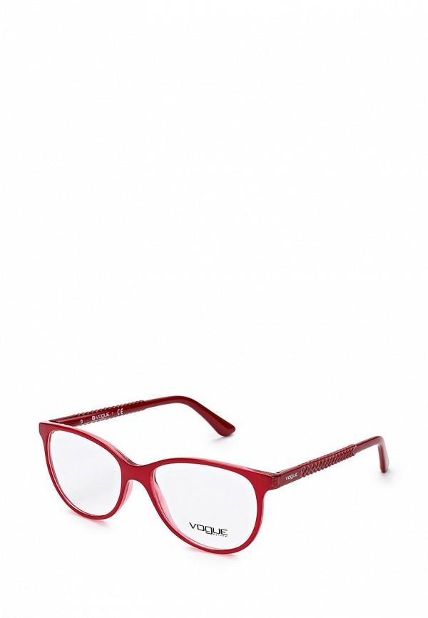 Купить Оправа Vogue® Eyewear, VO5030 2470, VO007DWACEF3, красный, Весна-лето 2018