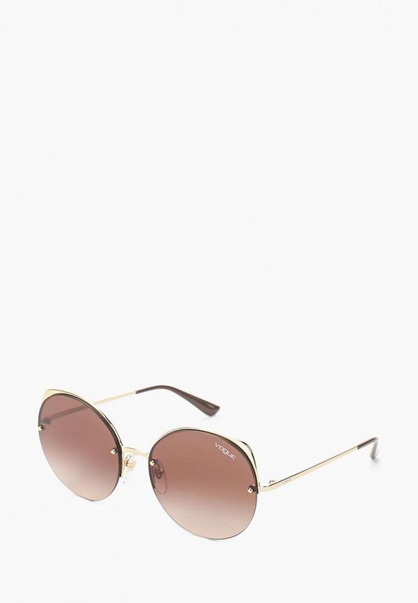 Очки солнцезащитные Vogue® Eyewear Vogue® Eyewear VO007DWAUPA2 очки солнцезащитные vogue® eyewear vogue® eyewear vo007dwtzd74