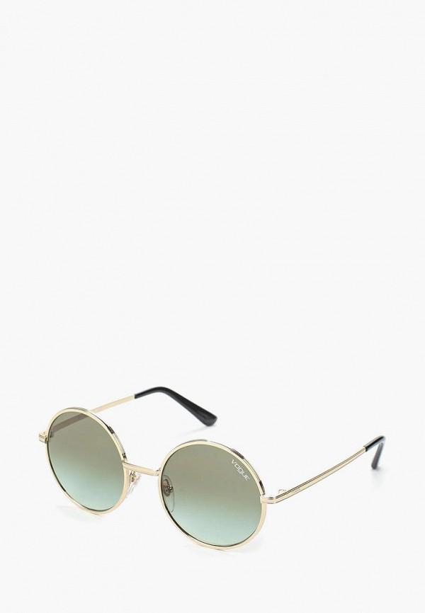 Очки солнцезащитные Vogue® Eyewear Vogue® Eyewear VO007DWAUPC5 очки солнцезащитные vogue® eyewear vogue® eyewear vo007dwtzd74
