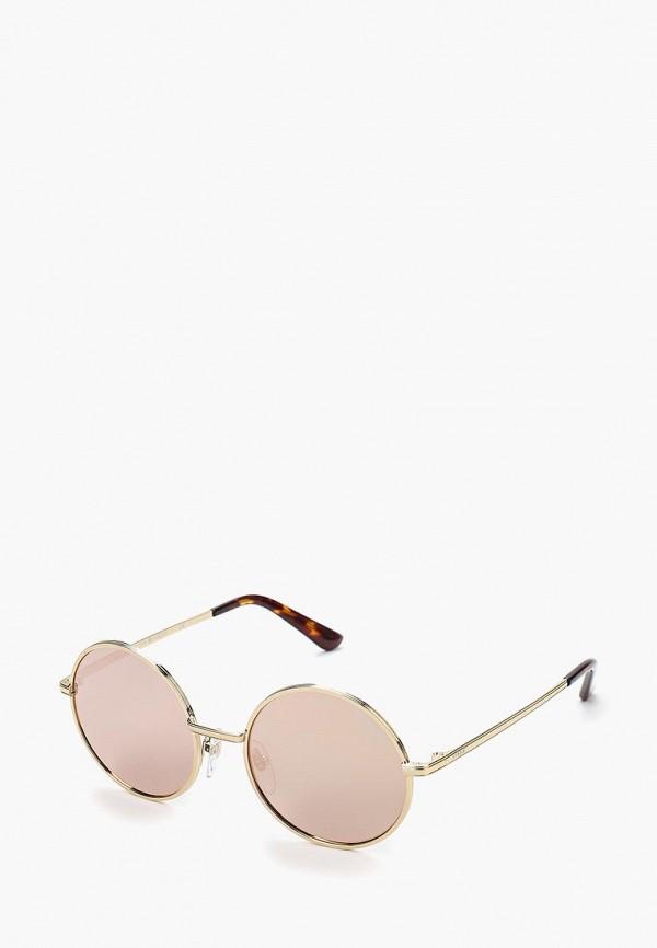 Купить Очки солнцезащитные Vogue® Eyewear, VO4085S 848/4Z, VO007DWAUPD3, золотой, Весна-лето 2018