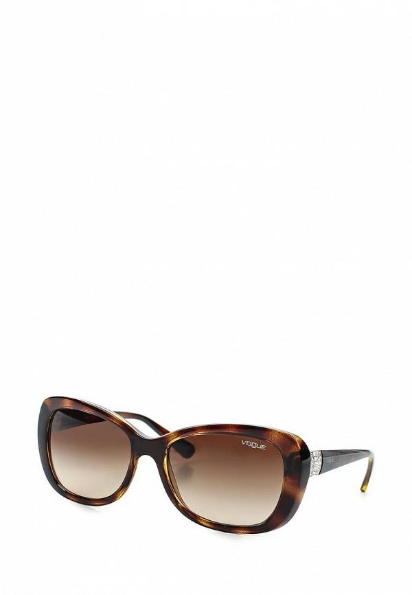 Очки солнцезащитные Vogue® Eyewear Vogue® Eyewear VO007DWETO74 peppa pig daddy