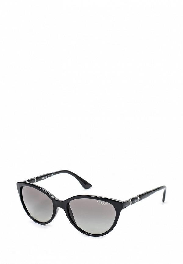 Очки солнцезащитные Vogue® Eyewear Vogue® Eyewear VO007DWIUR31 baon весна лето 2017 vogue