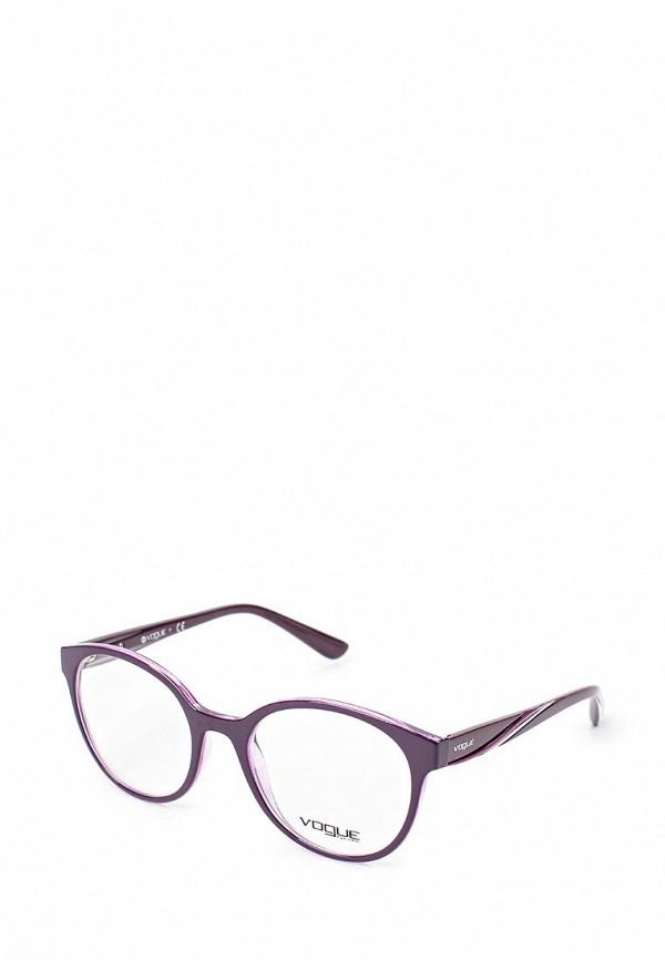 Купить Оправа Vogue® Eyewear, VO5104 2409, VO007DWLFS71, фиолетовый, Осень-зима 2017/2018