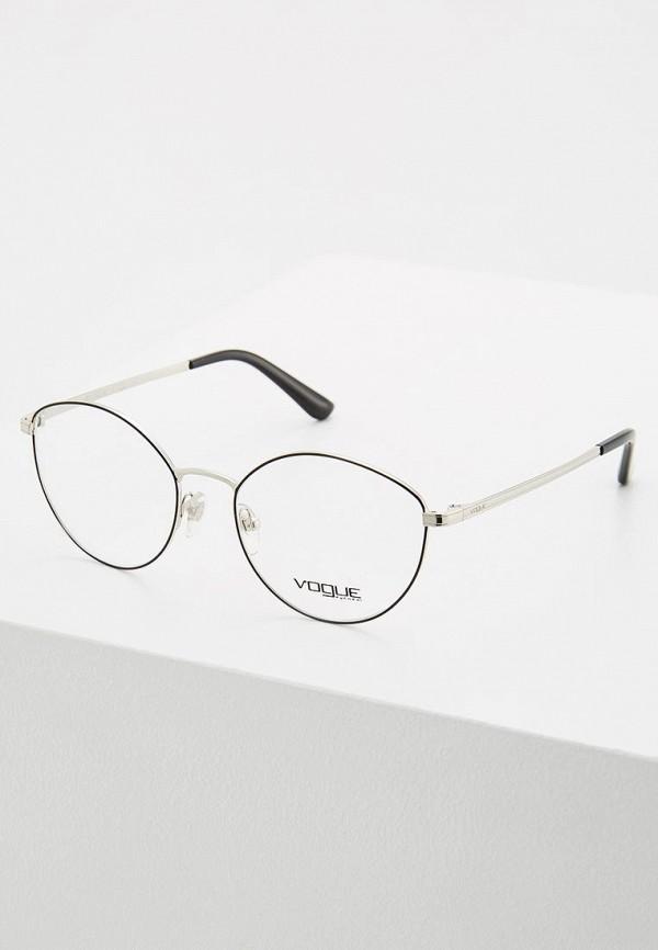 Купить Оправа Vogue® Eyewear, VO4025 352, VO007DWLFS88, черный, Весна-лето 2018