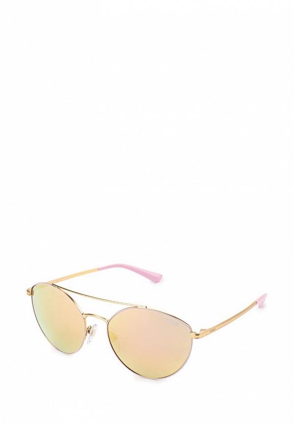 Очки солнцезащитные Vogue® Eyewear Vogue® Eyewear VO007DWOZH47 baon весна лето 2017 vogue