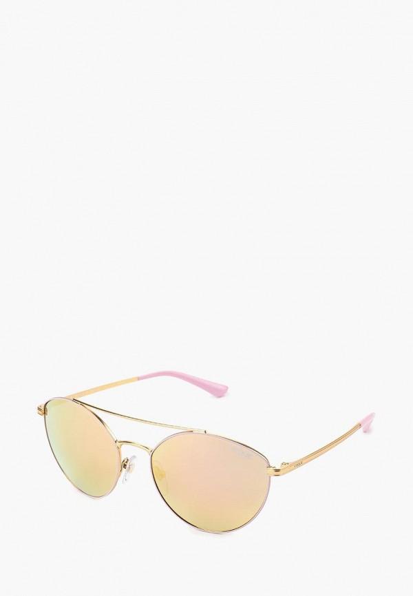 Очки солнцезащитные Vogue® Eyewear Vogue® Eyewear VO007DWOZH47 vogue vogel очки черного кадра серебряного покрытия линза мода полной оправе очки vo5067sd w44s6g 56мм