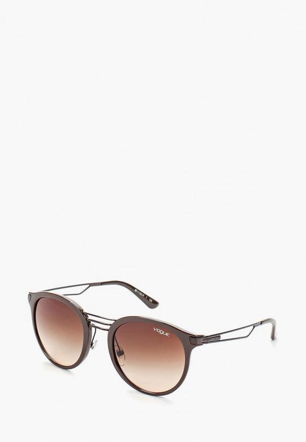 Очки солнцезащитные Vogue® Eyewear Vogue® Eyewear VO007DWOZH66 очки солнцезащитные vogue® eyewear vogue® eyewear vo007dwtzd74