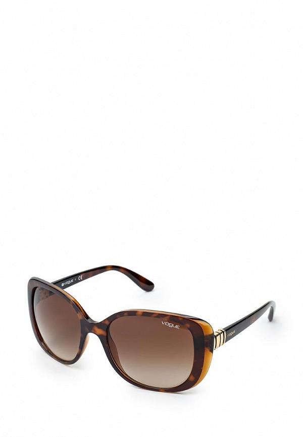 Очки солнцезащитные Vogue® Eyewear Vogue® Eyewear VO007DWQGU46