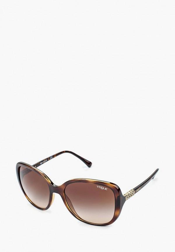 Очки солнцезащитные Vogue® Eyewear Vogue® Eyewear VO007DWQGU62 очки солнцезащитные vogue® eyewear vogue® eyewear vo007dwtzd74