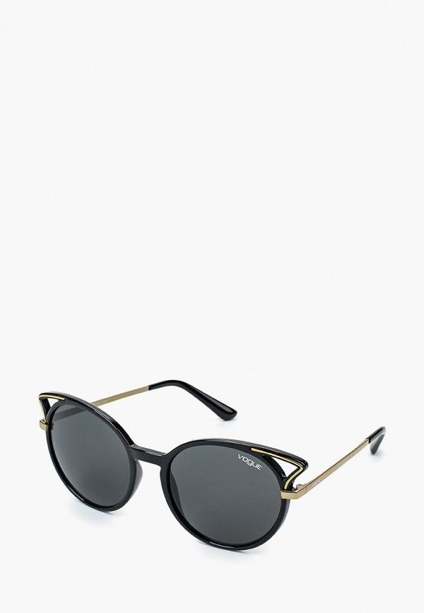 Очки солнцезащитные Vogue® Eyewear Vogue® Eyewear VO007DWQGU68 vogue vogel очки черного кадра серебряного покрытия линза мода полной оправе очки vo5067sd w44s6g 56мм