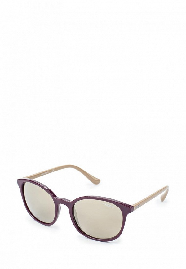 Очки солнцезащитные Vogue® Eyewear Vogue® Eyewear VO007DWQGU78 baon весна лето 2017 vogue