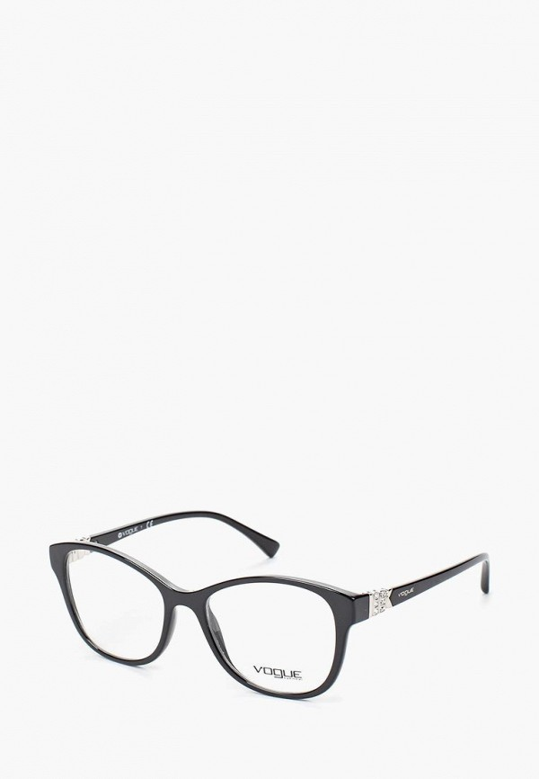 Купить Оправа Vogue® Eyewear, VO5169B W44, VO007DWTZD50, черный, Весна-лето 2018