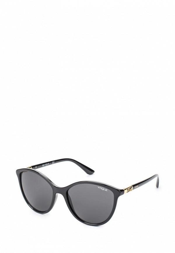 Очки солнцезащитные Vogue® Eyewear Vogue® Eyewear VO007DWTZD54 baon весна лето 2017 vogue