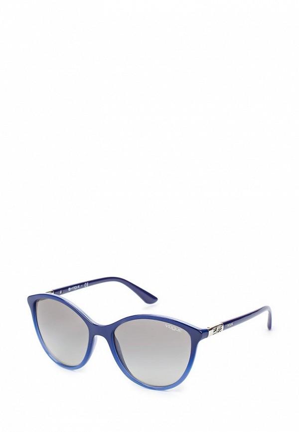 Очки солнцезащитные Vogue® Eyewear Vogue® Eyewear VO007DWTZD65
