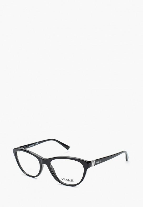 Купить Оправа Vogue® Eyewear, VO2938B W44, VO007DWUUS47, черный, Весна-лето 2018