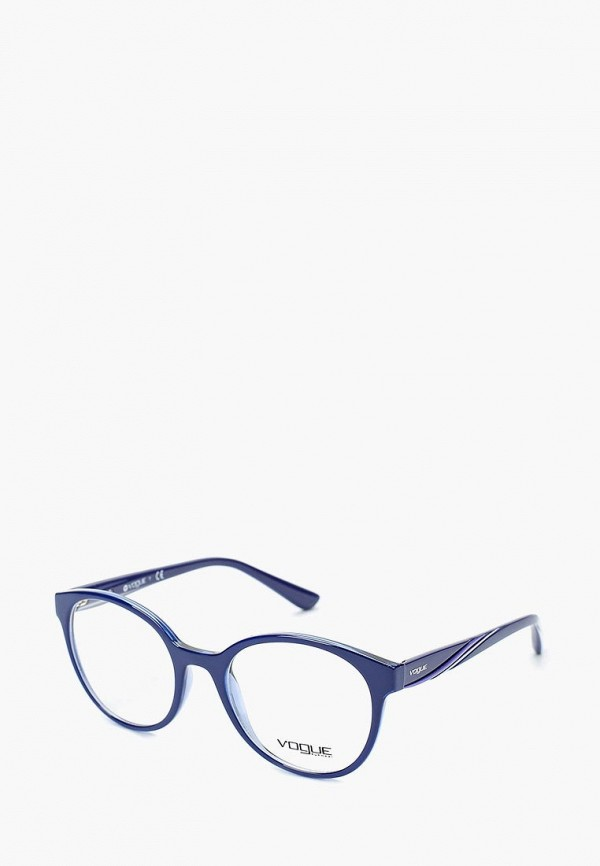 Оправа Vogue® Eyewear, VO5104 2471, VO007DWUUS53, синий, Весна-лето 2018  - купить со скидкой