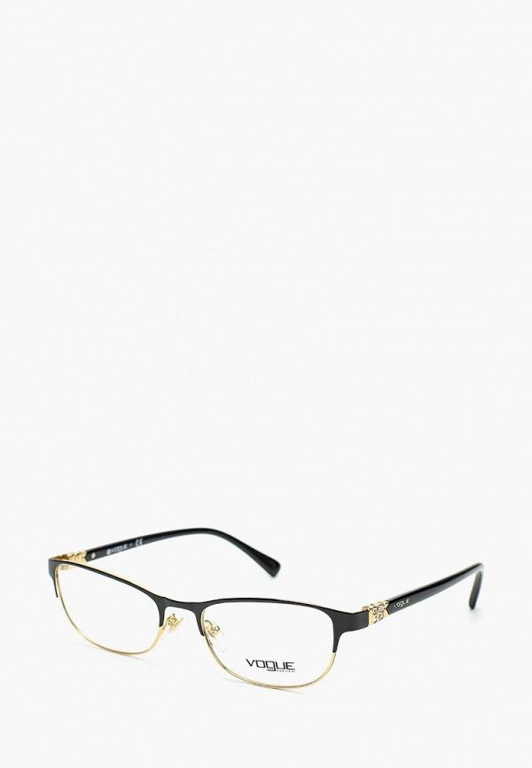 Купить Оправа Vogue® Eyewear, VO4063B 352, VO007DWUUS60, черный, Весна-лето 2018