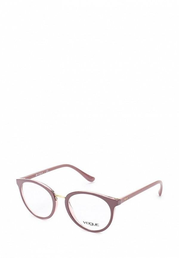 Оправа Vogue® Eyewear Vogue® Eyewear VO007DWUUS74 vogue vogel huaguang серии оправа модные и элегантные красное вино половины кадра каркасной оптические оправы vo4017d 812s 53mm
