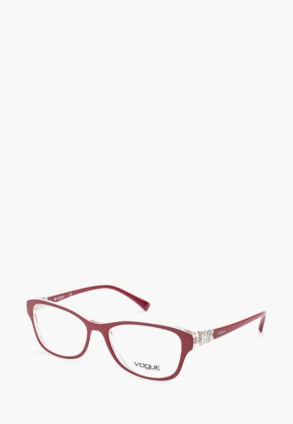 Оправа Vogue® Eyewear, VO5170B 2562, VO007DWUUS81, красный, Весна-лето 2018  - купить со скидкой