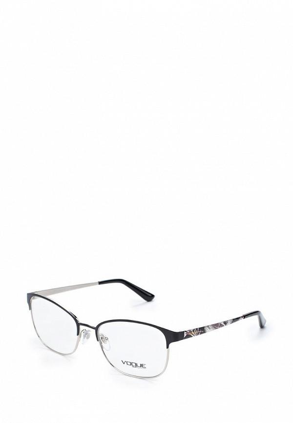 Купить Оправа Vogue® Eyewear, VO4072 352, VO007DWZBC36, черный, Весна-лето 2018