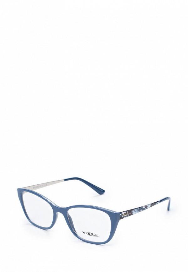 Купить Оправа Vogue® Eyewear, VO5190 2416, VO007DWZBC42, синий, Весна-лето 2018