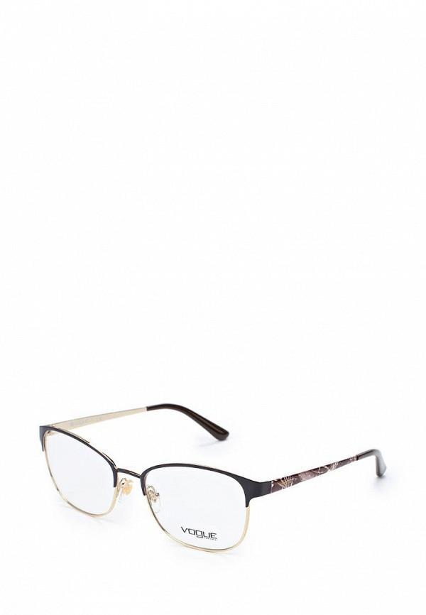 Купить Оправа Vogue® Eyewear, VO4072 997, VO007DWZBC53, коричневый, Весна-лето 2018