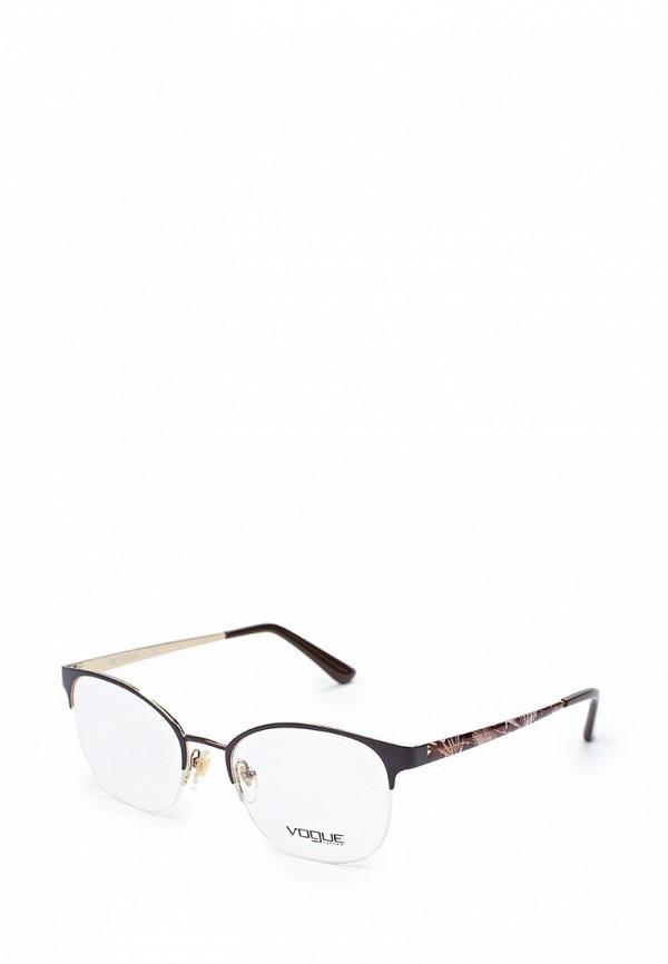 Купить Оправа Vogue® Eyewear, VO4071 997, VO007DWZBC54, коричневый, Весна-лето 2018
