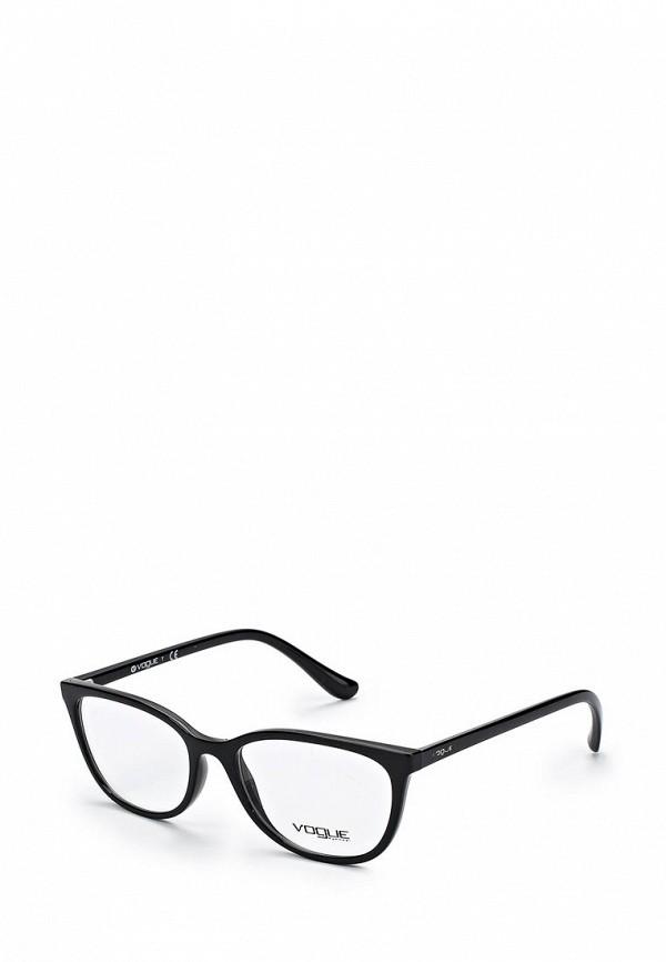 Купить Оправа Vogue® Eyewear, VO5192 W44, VO007DWZBC56, черный, Весна-лето 2018