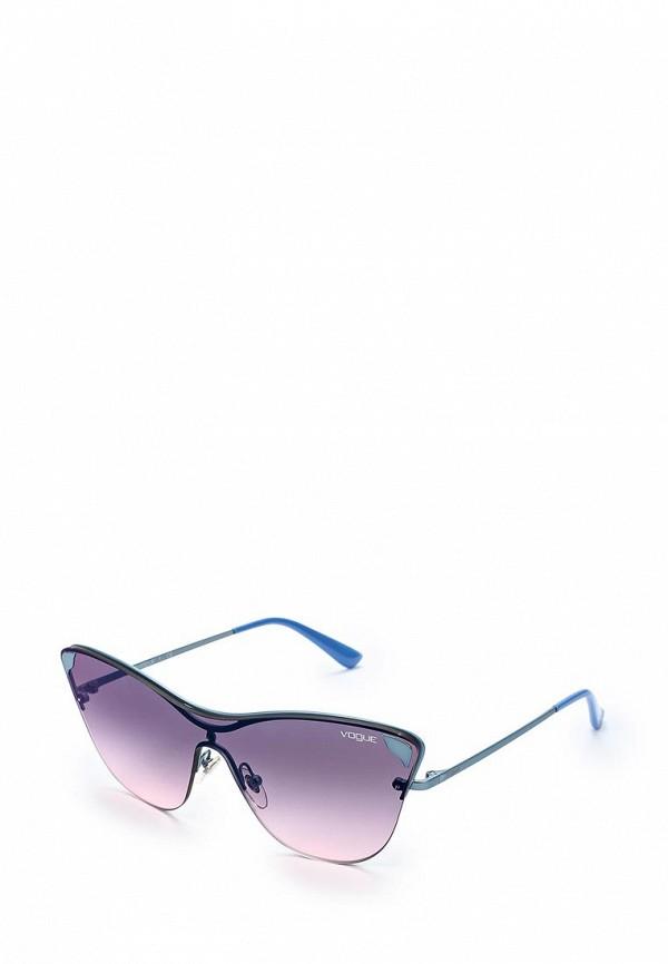 Очки солнцезащитные Vogue® Eyewear Vogue® Eyewear VO007DWZBF38 vogue vogel очки черного кадра серебряного покрытия линза мода полной оправе очки vo5067sd w44s6g 56мм