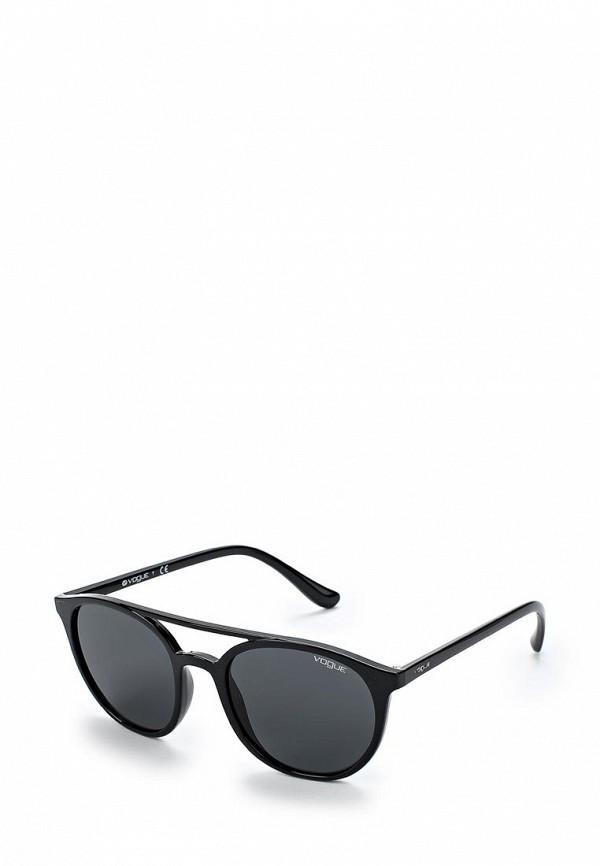 Очки солнцезащитные Vogue® Eyewear Vogue® Eyewear VO007DWZBF51 vogue vogel очки черного кадра серебряного покрытия линза мода полной оправе очки vo5067sd w44s6g 56мм