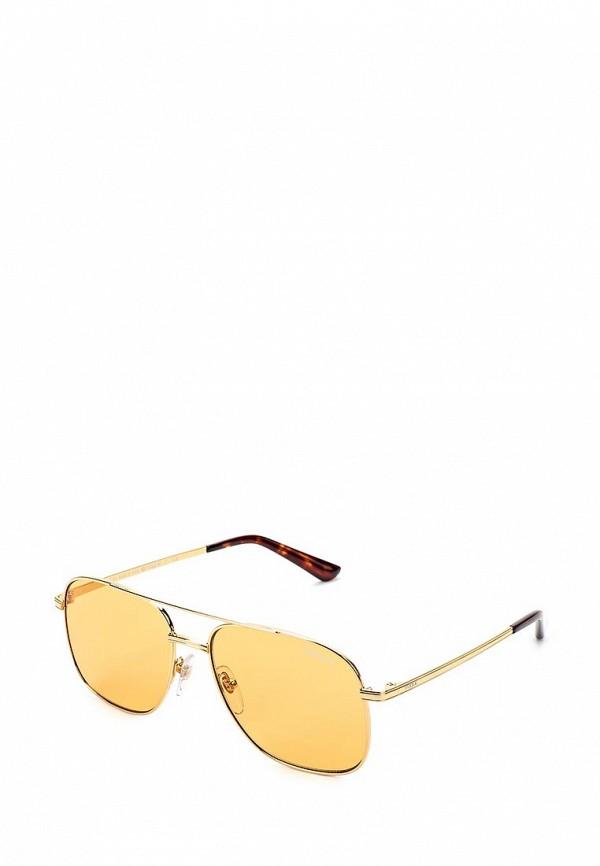 Купить Очки солнцезащитные Vogue® Eyewear, VO4083S 280/7, VO007DWZBF64, золотой, Весна-лето 2018
