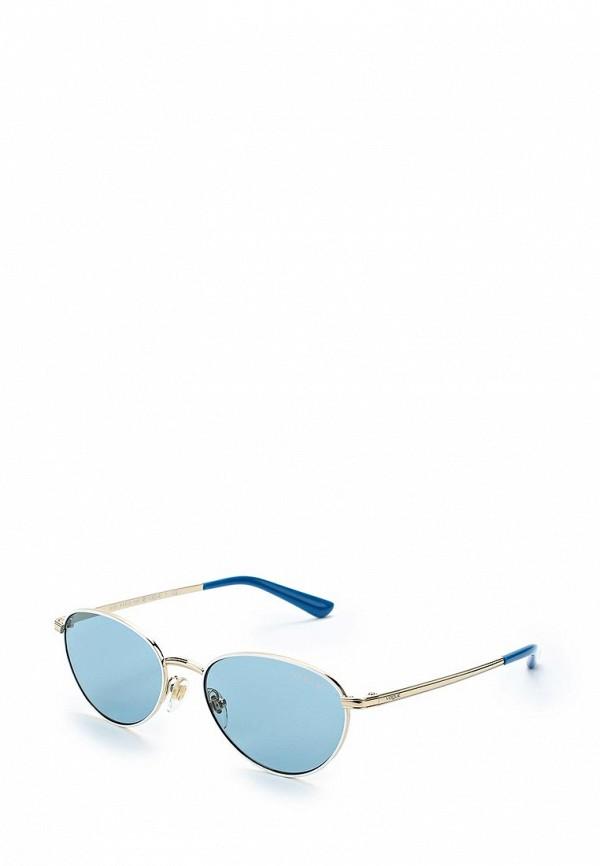Очки солнцезащитные Vogue® Eyewear Vogue® Eyewear VO007DWZBF69 vogue vogel очки черного кадра серебряного покрытия линза мода полной оправе очки vo5067sd w44s6g 56мм