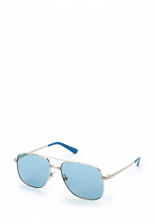 Очки солнцезащитные Vogue® Eyewear Vogue® Eyewear VO007DWZBF70 vogue vogel очки черного кадра серебряного покрытия линза мода полной оправе очки vo5067sd w44s6g 56мм