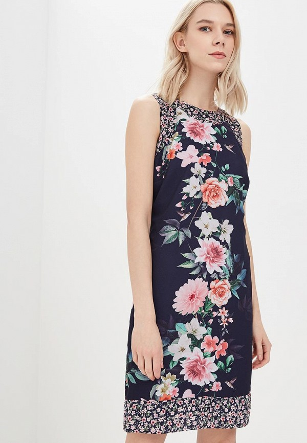 Платье Wallis Wallis WA007EWBHBI0