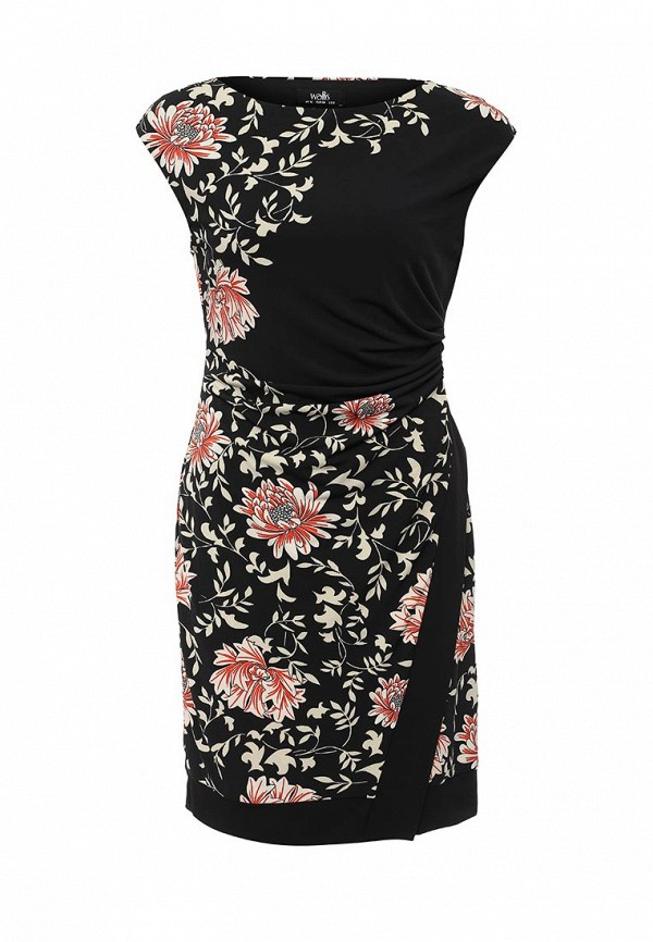 Платье-миди Wallis 155673001
