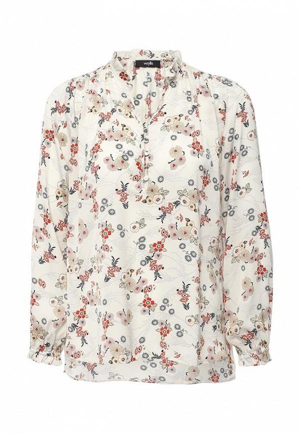 Блуза Wallis 207214006