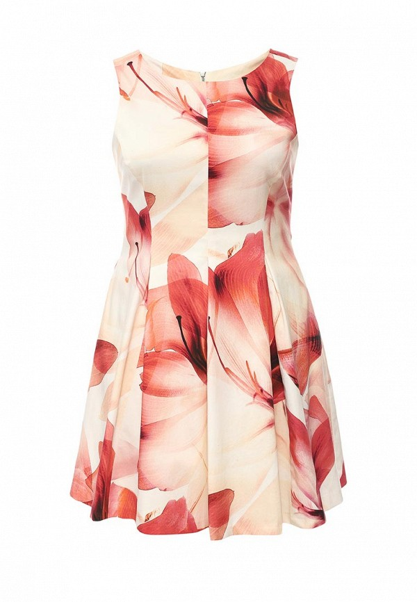 Платье-миди Wallis 154864015