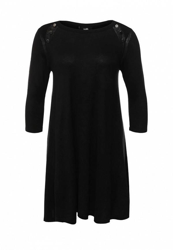 Вязаное платье Wallis 193205001