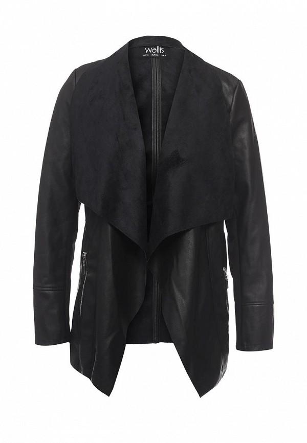 Фото Куртка кожаная Wallis. Купить с доставкой