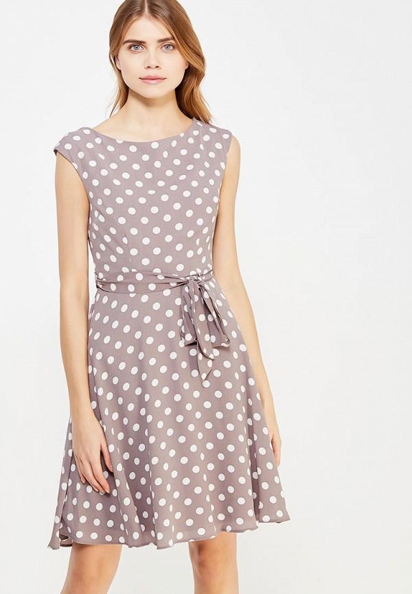 Фото - женское платье Wallis бежевого цвета