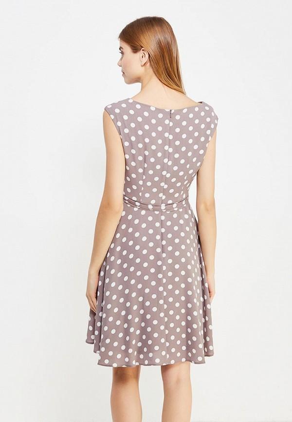 Фото 3 - женское платье Wallis бежевого цвета