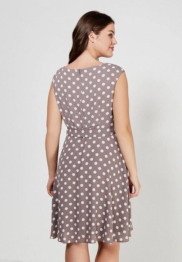 Фото 6 - женское платье Wallis бежевого цвета