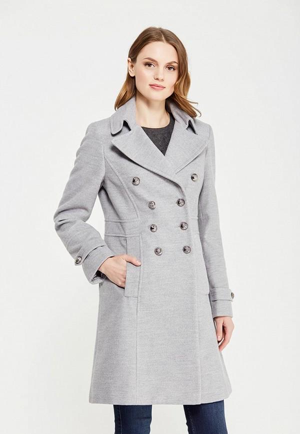 Фото - женское пальто или плащ Wallis серого цвета