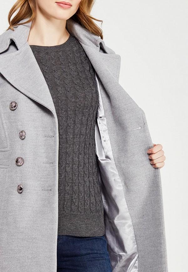 Фото 4 - женское пальто или плащ Wallis серого цвета